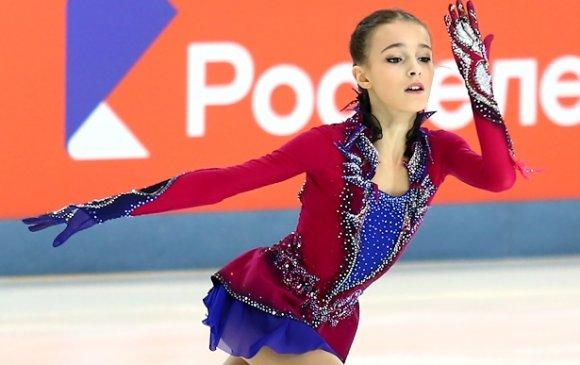 14 настай Анна Щербакова Оросын аварга болов