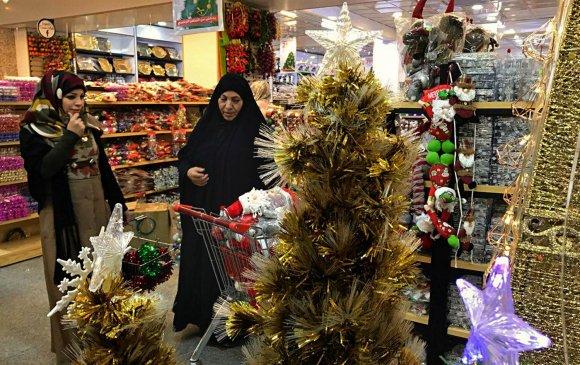 Ирак зул сарын баяр тэмдэглэдэг боллоо