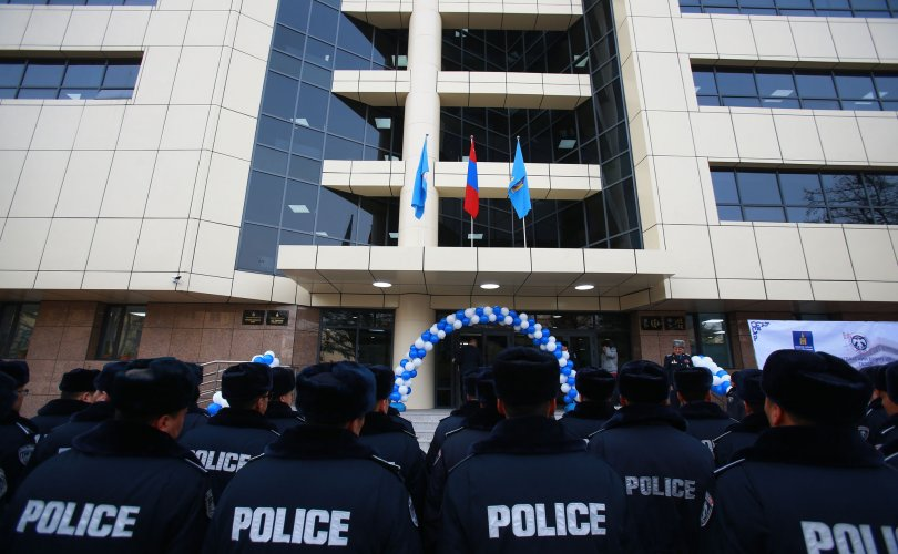 Цагдаагийн байгууллагын бие бүрэлдэхүүн 200 гаруй офицероор бүл нэмлээ