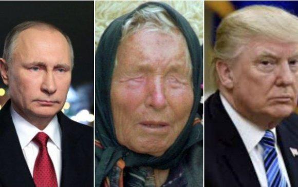 Ванга: Трамп дүлий болж, Путины амь насанд халдахыг завдана