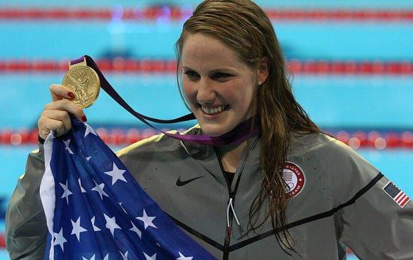 Олимпийн 5 алтан медальт М.Франклин 23 насандаа зодог тайллаа