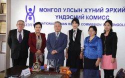 Монголын Эмэгтэйчүүдийн холбоо ХЭҮК-той хамтран ажиллана