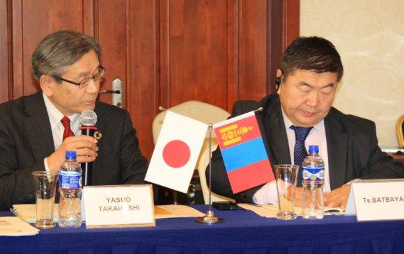 Монгол-Япон улсын байгаль орчны бодлогын зөвлөлийн 12-р уулзалт боллоо