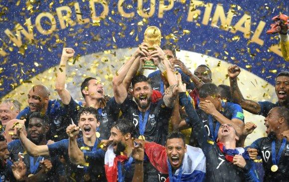 Дэлхийн спортын 2018 оны ОНЦЛОХ-10 үйл явдал