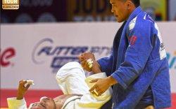 Д.Амартүвшин, Д.Алтансүх нар хүрэл медаль хүртлээ