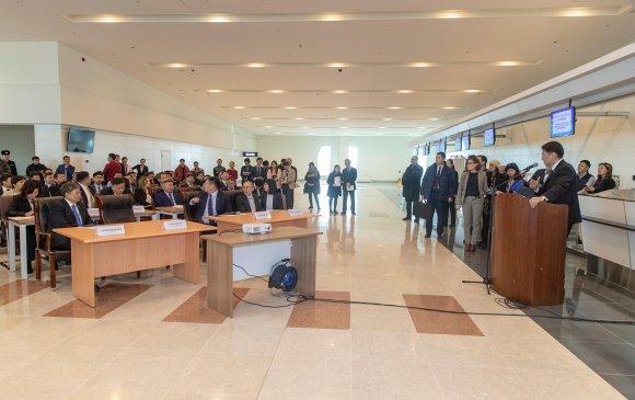 Ирэх оны долдугаар сард Олон Улсын шинэ нисэх онгоцны буудал ашиглалтад орно