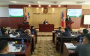 Хан-Уул дүүргийн 2019 оны төсвийг хуулийн хугацаанд нь баталлаа