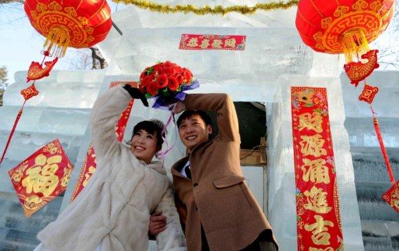 Хятадад цэцэглэсэн сүйт бүсгүй худалдах бизнес