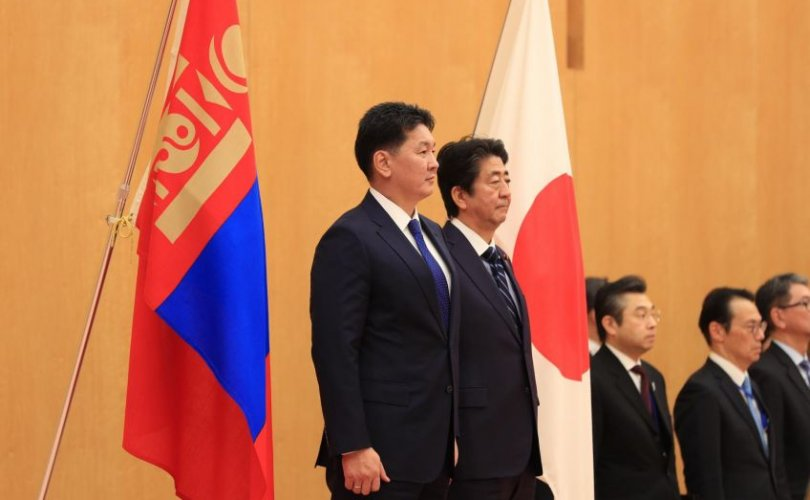 Монгол, Японы Стратегийн түншлэлийг бэхжүүлэх мэдэгдэл гаргалаа