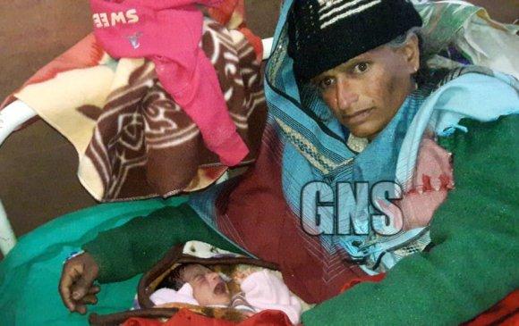 Энэтхэг эмэгтэй 65 насандаа хоёр дахь хүүхдээ төрүүлжээ