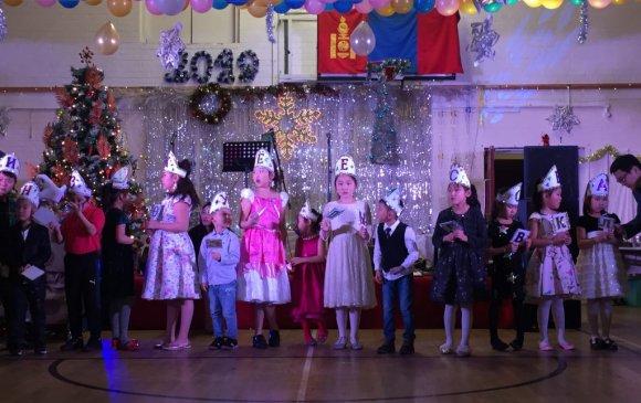Ноттингхам дахь Монгол сургуулийн үсэглэлийн баяр болов
