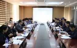 Монголын Мянганы сорилтын сангийн удирдах зөвлөлийн хуралдаан болов