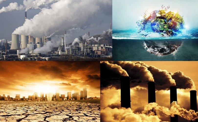 Дэлхийн улсууд уур амьсгалын өөрчлөлтийн асуудлаар чуулж байна
