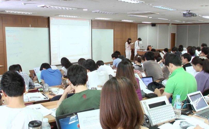 Өмнөд Солонгост дипломтой ажилгүйчүүдийн тоо нэмэгджээ