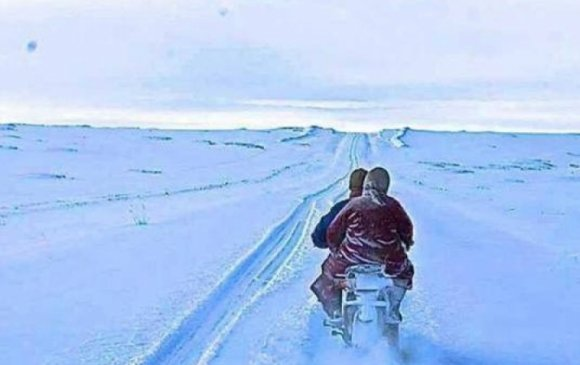 Мотоцикль унахыг хориглов