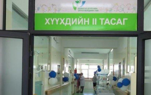 850 хүүхдийн орыг нэмэлтээр дэлгэн ажиллуулж эмнэлгийн тусламж, үйлчилгээг үзүүлж байна