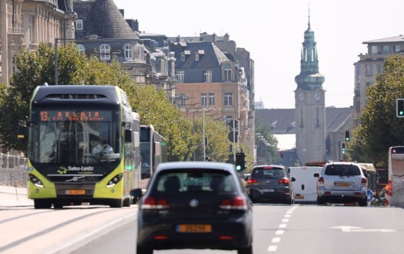 Люксембург нийтийн тээврийг үнэгүй болгох анхны улс болно