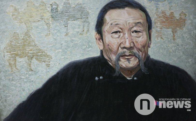 Тангадын Галсан Ардын уран зохиолч Соёлын гавьяат зүтгэлтэн яруу найрагч