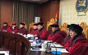 Цэц шүүхийн шийдвээр гүйцэтгэх хуулийн зарим заалтыг хүчингүй болголоо