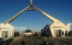 Замын-Үүдэд болсон ослын хохирогчдоос 7 хүн эмчлүүлэн эмнэлгээс гарсан байна