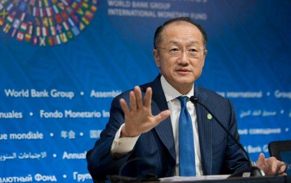 Дэлхийн банкны Ерөнхийлөгч ажлаа өгнө