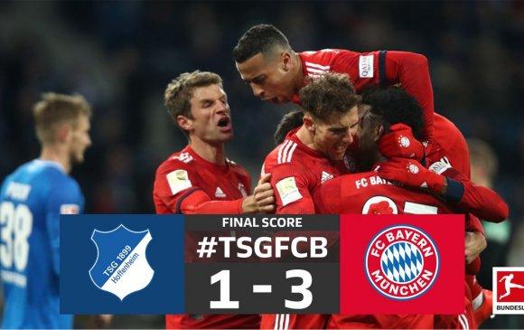 Бавари Мюнхен ялалтаар эхлүүллээ