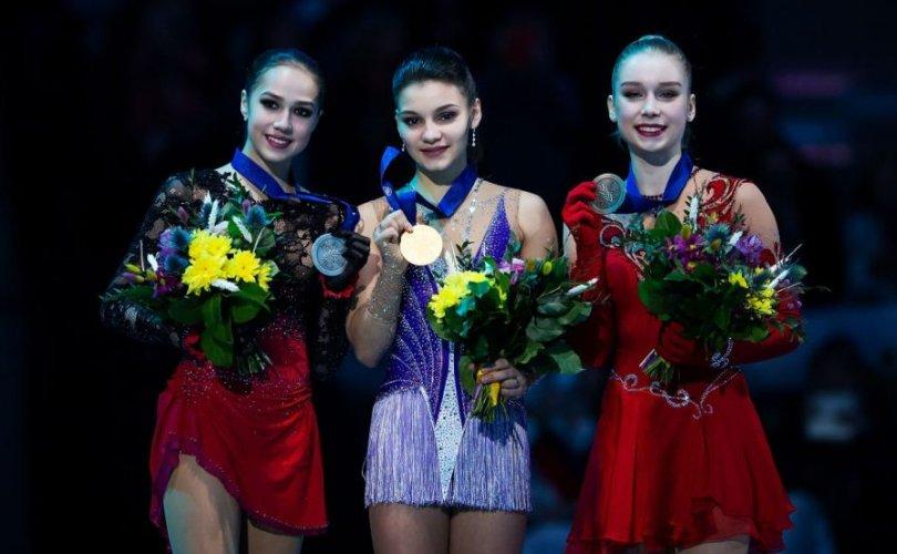 С.Самодурова Европын аваргын алтан медаль хүртлээ