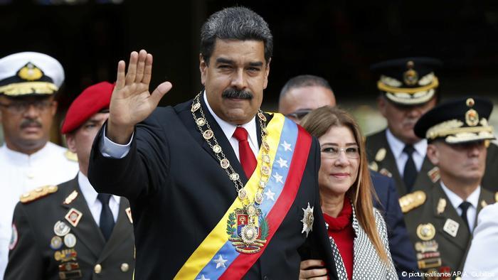 Н.Мадуро Ерөнхийлөгчийн тангараг өргөлөө