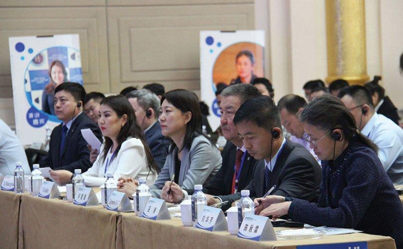 Манжуурын чуулганаар гурван улсын эдийн засгийн амжилтыг ярилцав