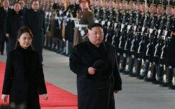 Ким Жон Ун гурван долоо хоногийн дараа олны өмнө ил гарчээ