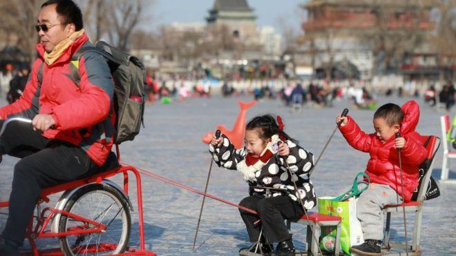 Хятадын хүн ам буурна