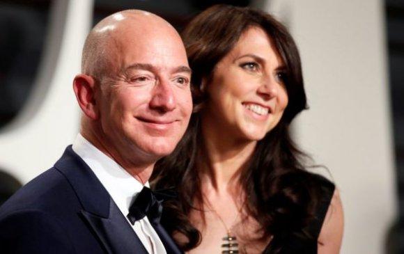 Дэлхийн хамгийн баян эр эхнэрээсээ салжээ