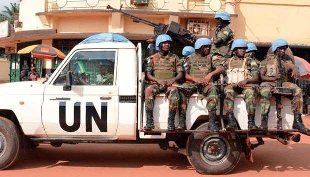 Малид НҮБ-ын арван энхийг сахиулагч амиа алдлаа