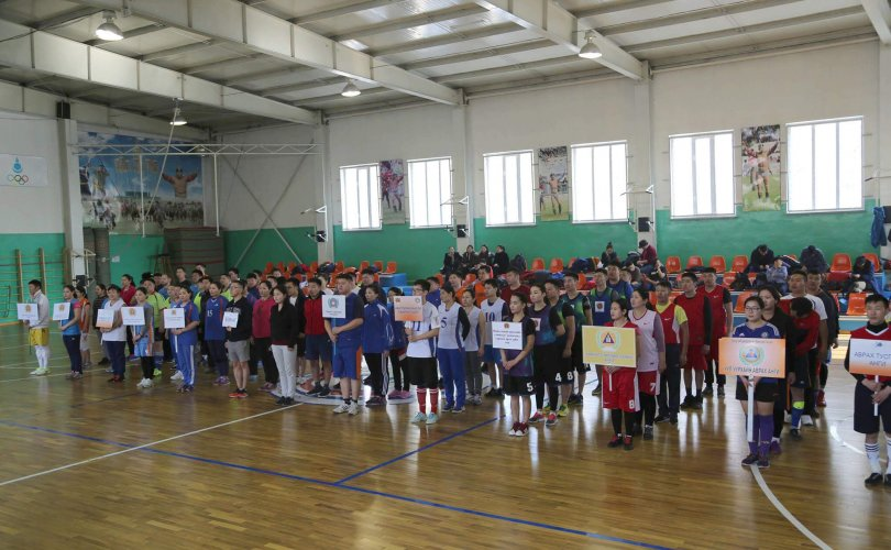 Тэмцээнд 17 багийн 100 гаруй тамирчин оролцоно