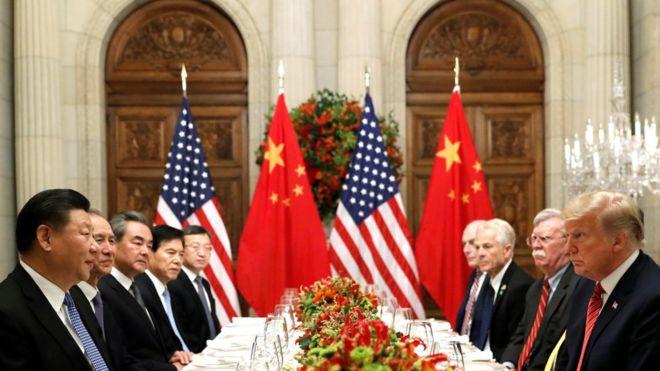 АНУ, Хятадын худалдааны хэлэлцээ дууслаа