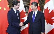 Ши Жиньпин, Канадын Ерөнхий сайдтай яриа хэлэлцээ хийж магадгүй