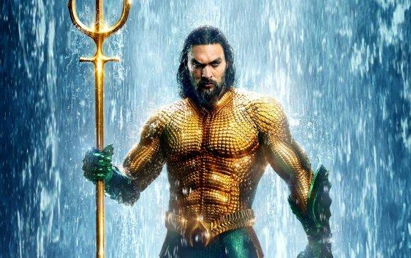 """""""Aquaman"""" ашиг орлогоороо тэргүүлж байна"""