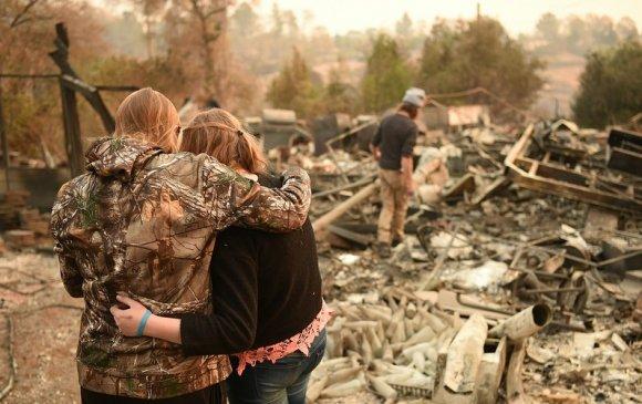Калифорнийн түймрийн хохиролд 11.4 тэрбум ам.доллар төлжээ