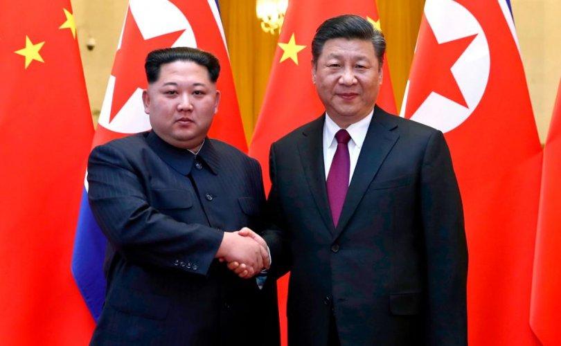 Ши Жиньпин Хойд Солонгост айлчилна