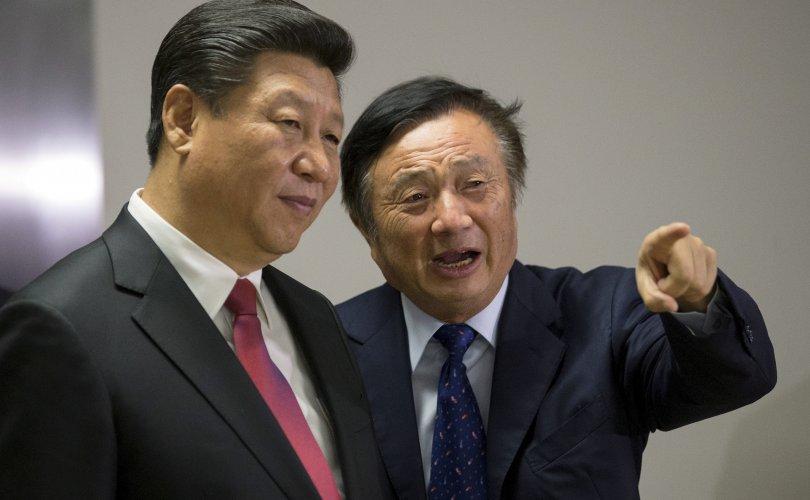 """""""Huawei"""" Хятадын тагнуул биш гэв"""