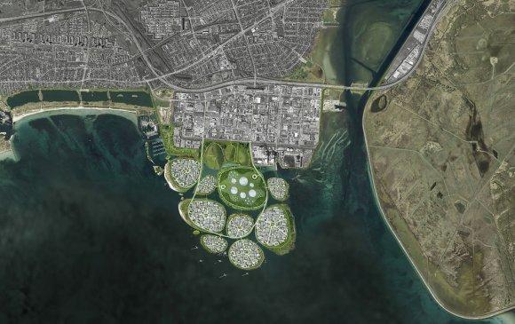 Хиймэл арал дээр шинэ цахиурын хөндийг байгуулна