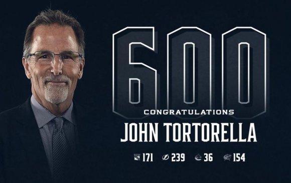 Ж.Торторелла 600 дахь ялалтаа авлаа