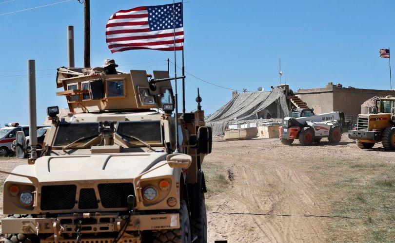 АНУ Сириэс гарч, Ирантай дайн өдөөх үү?