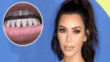 Ким Кардашианы алмазан шүд