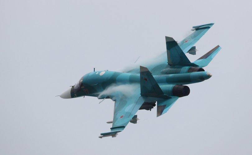 ОХУ-ын хоёр бөмбөгдөгч онгоц агаарт мөргөлджээ