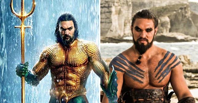 Aquaman буюу Жэйсон Момоа гэж хэн бэ?