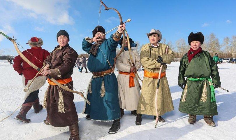 Мөсөн сурын харвааны улсын аварга шалгаруулах тэмцээн болно