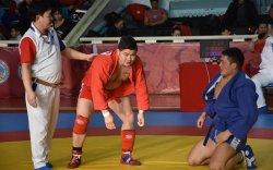 Х.Цагаанбаатар УАШТ-ээс дахин медаль хүртжээ