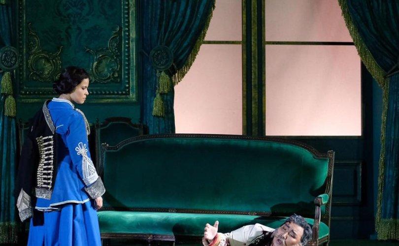 Дуучин Э.Амартүвшин ирэх сард Италийн хоёр театрт дуулна