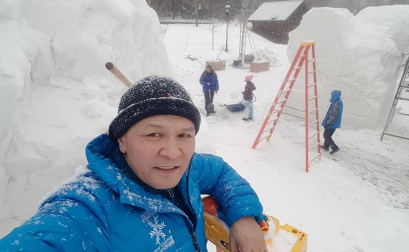 Монгол уран барималчид цасан баримлаараа шилдэг 16-д шалгарчээ